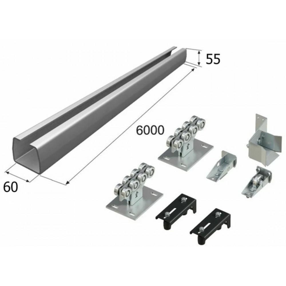 Комплект DoorHan для откатных ворот с балкой 60 х 55