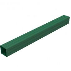 Столб 60х60х1,4 мм для ограждений 2,5 м