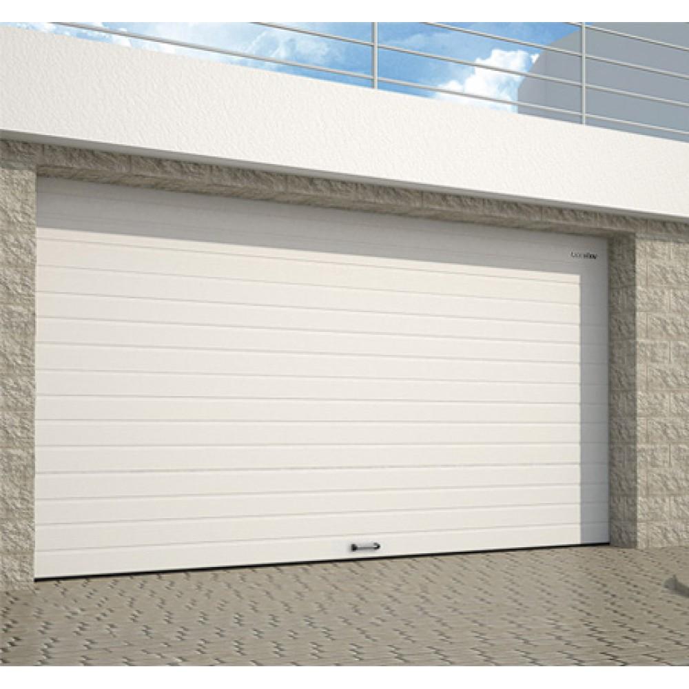 Гаражные секционные ворота RSD01 BIW